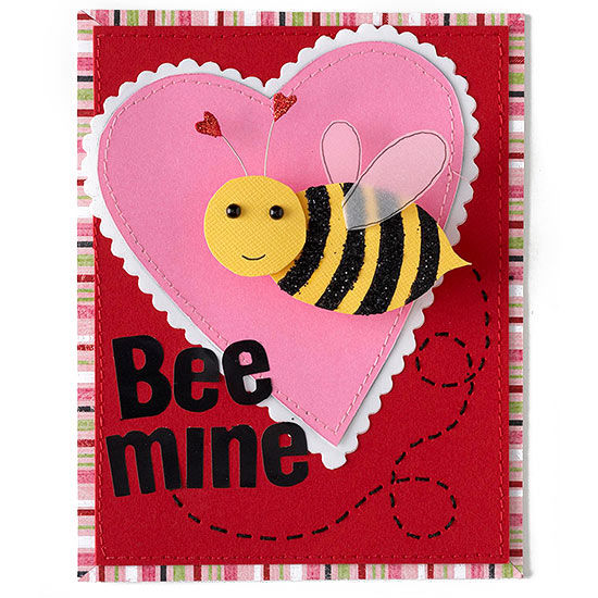 61596-Bee-Mine-Valentine
